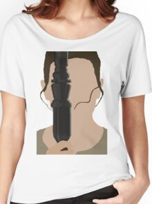 The Force Awakens: Rey Women's Relaxed Fit T-Shirt