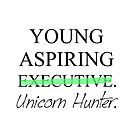 Young Aspiring Unicorn Hunter by pixhunter