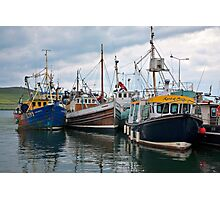 Dingle harbour Photographic Print