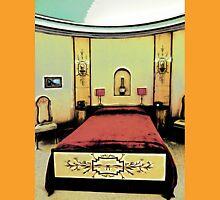 The Art Deco Bedroom Unisex T-Shirt