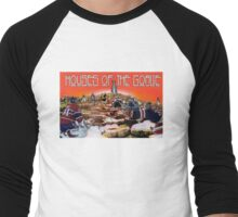 Houses of the Goalie 2012 Men's Baseball ¾ T-Shirt