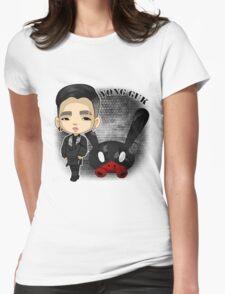 B.A.P - Matrix (Yongguk) Womens Fitted T-Shirt