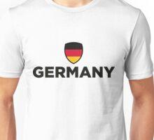 National flag of Germany Unisex T-Shirt