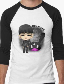 B.A.P - Matrix (Himchan) Men's Baseball ¾ T-Shirt