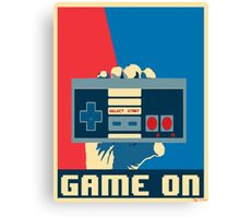 NES Revolution Canvas Print