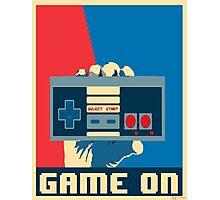 NES Revolution Photographic Print