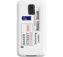London is Defended Samsung Galaxy Case/Skin