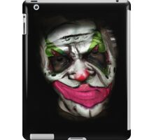Coulrophobia Version 2 iPad Case/Skin