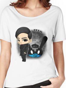 B.A.P - Matrix (Zelo) Women's Relaxed Fit T-Shirt