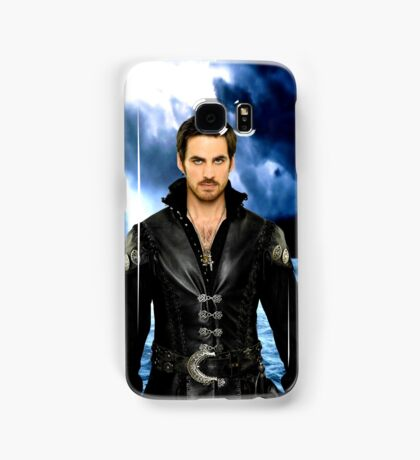 Colin O'donoghue (captain hook) Samsung Galaxy Case/Skin