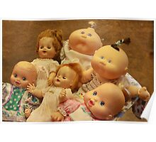 Baby Dolls Over the Years Poster