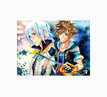 Riku & Sora (Kingdom Hearts) Unisex T-Shirt