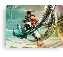 Ryu Street Fighter  Canvas Print