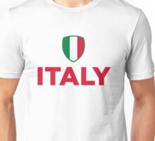 National flag of Italy Unisex T-Shirt