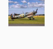Spitfire Ia X4650/KL-A G-CGUK taxies out Unisex T-Shirt