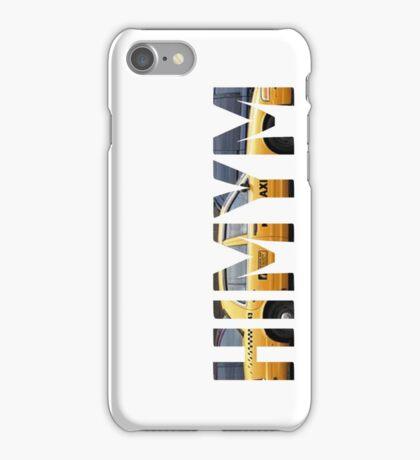 HIMYM - Taxi iPhone Case/Skin