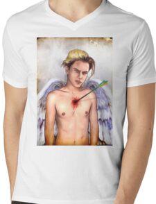 falling angel- river phoenix Mens V-Neck T-Shirt
