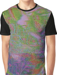 blur Graphic T-Shirt