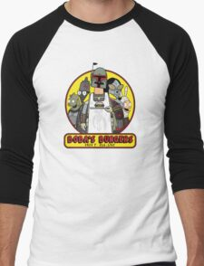 Boba' Burgers Men's Baseball ¾ T-Shirt