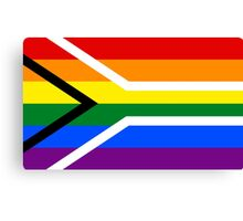 South Africa Pride Canvas Print