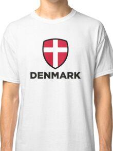 National flag of Denmark Classic T-Shirt
