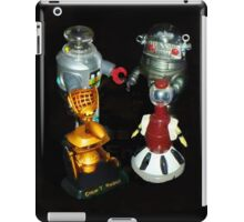 'Bots in the Bookcase iPad Case/Skin