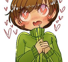 Chie ✿♡‿♡✿ by sailorpalin