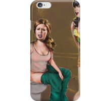 Katy Perry and Adele iPhone Case/Skin