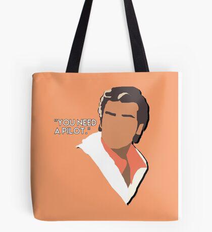 Poe Dameron  Tote Bag