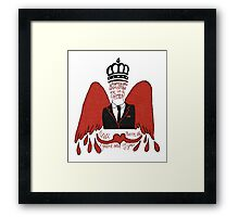 moriarty you should see me in a crown Framed Print