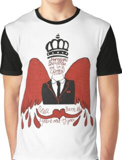 moriarty you should see me in a crown Graphic T-Shirt