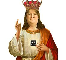 Lord GabeN by jaymex