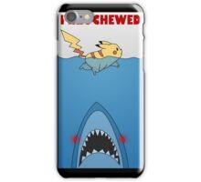 Pika-chewed iPhone Case/Skin