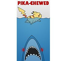 Pika-chewed Photographic Print