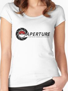 Now you're thinking with Pokemon Women's Fitted Scoop T-Shirt