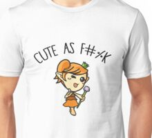 Princess cute AF Unisex T-Shirt