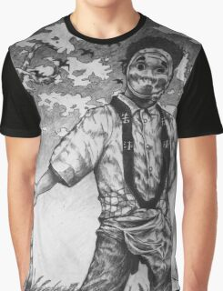 Masked Man Filthy Frank Graphic T-Shirt