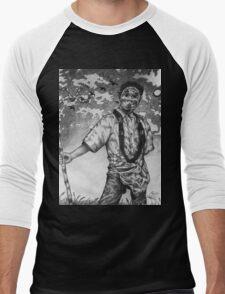Masked Man Filthy Frank Men's Baseball ¾ T-Shirt
