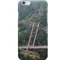 CAPT. MOORE BRIDGE iPhone Case/Skin