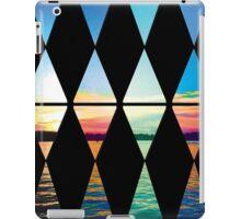 Four Color Lake iPad Case/Skin