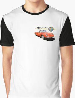 Alfa Romeo Spider Graphic T-Shirt
