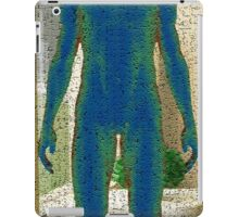 Vase Man iPad Case/Skin