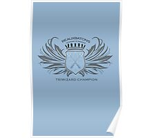 Beauxbaton Triwizard Champion Poster