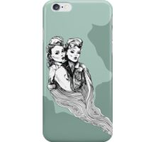 40's Ladies iPhone Case/Skin