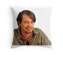 Buscemi Throw Pillow