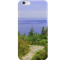 The Path To Purple iPhone Case/Skin