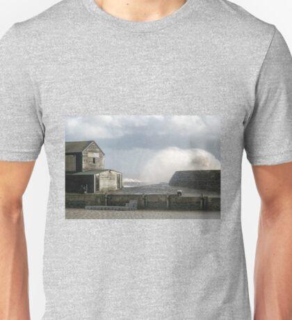 High Tide At The Cobb Unisex T-Shirt