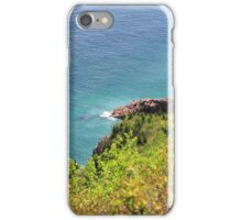 World's Edge 1 iPhone Case/Skin