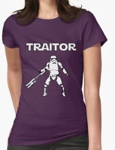 Star Wars TRAITOR (Star Wars font) Womens T-Shirt
