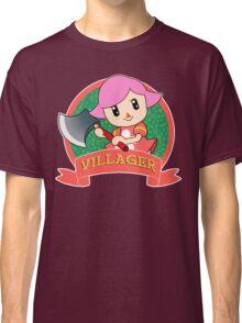 Animal Crossing: Girl Villager Classic T-Shirt